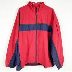 Vintage Polo Sport Colorblock Windbreaker Jacket